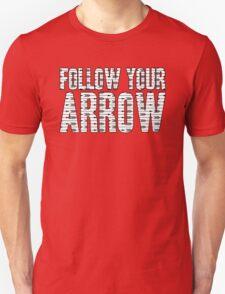 Same Trailer Different Park: Follow Your Arrow [Song Title] T-Shirt