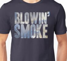 Same Trailer Different Park: Blowin' Smoke [Song Title] Unisex T-Shirt