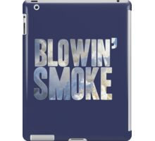Same Trailer Different Park: Blowin' Smoke [Song Title] iPad Case/Skin