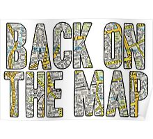 Same Trailer Different Park: Back On The Map [Song Title] Poster