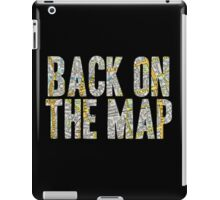 Same Trailer Different Park: Back On The Map [Song Title] iPad Case/Skin
