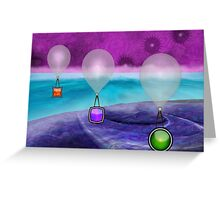 Inner Child - Gems Delivery Greeting Card