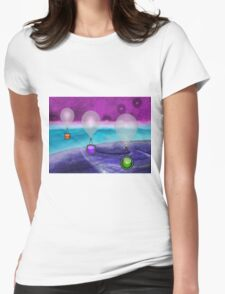 Inner Child - Gems Delivery Womens Fitted T-Shirt