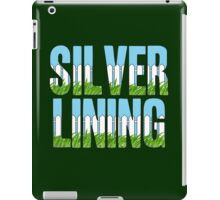 Same Trailer Different Park: Silver Lining [Song Title] iPad Case/Skin