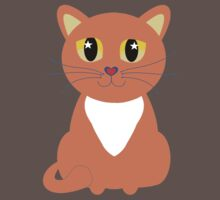 Only Orange Marmalade Cat Kids Clothes