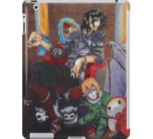The Devil's Den  iPad Case/Skin