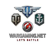 Wargaming MMO Logos Photographic Print
