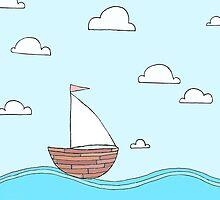 Dreamboat by lollipopsunday