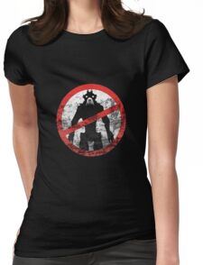 District 9 Icon (Weatherwash) Womens Fitted T-Shirt