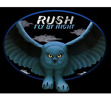 Rush Fly by Night Tee Photographic Print