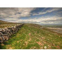Slieve Carran Wall Photographic Print