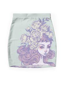 Iris Mini Skirt