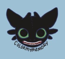 Toothless - toothy Kids Clothes