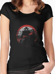 District 9 Icon (Machinewash) Women's Fitted Scoop T-Shirt