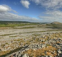 Knockanes Mountain by John Quinn