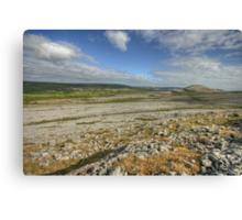 Knockanes Mountain Canvas Print