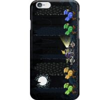 Cloud's Chocobo Squad iPhone Case/Skin