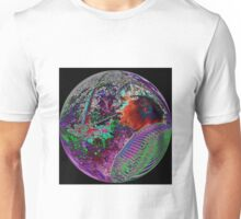 #53  Psychedelic Cigar Smoker Unisex T-Shirt