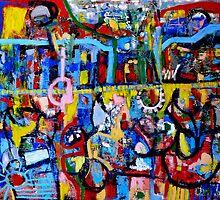 Crosstown Traffic by Rene Sinkjaer