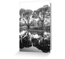Tree Vanity Greeting Card