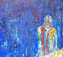 The Blues by Rene Sinkjaer