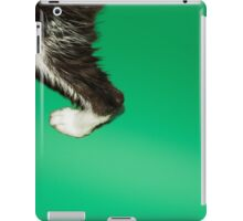 kitty foot iPad Case/Skin