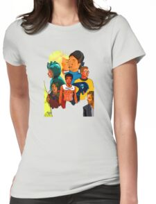 Epidemiology Womens Fitted T-Shirt