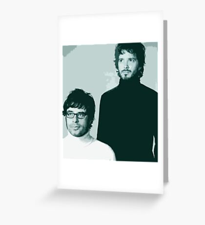 Flight of the Conchords- Family Portrait Greeting Card