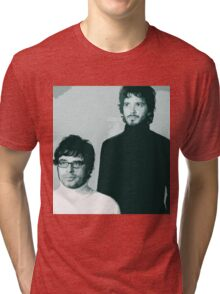 Flight of the Conchords- Family Portrait Tri-blend T-Shirt