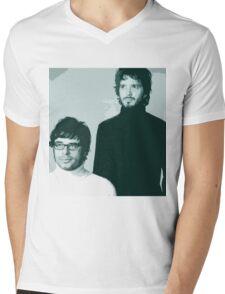 Flight of the Conchords- Family Portrait Mens V-Neck T-Shirt