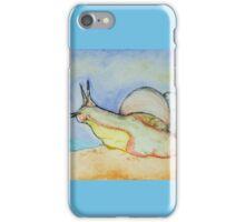 Smooth Snail'en iPhone Case/Skin