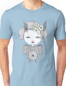Little Blossom Girl Unisex T-Shirt