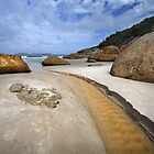 Squeaky Beach - Wilsons Prom by Hans Kawitzki