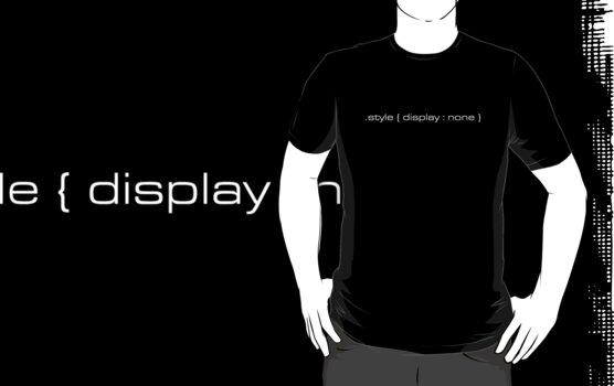 .style {display:none} by Dan Bish