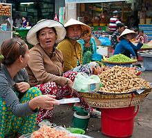 Street stall by CRPH