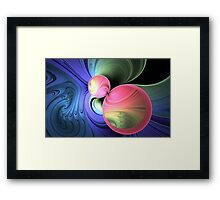 Moonlight Trippin' Framed Print