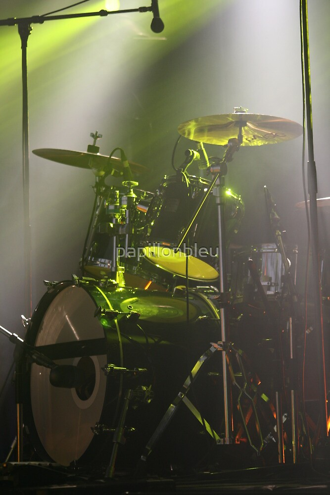 Drums by Pamela Jayne Smith