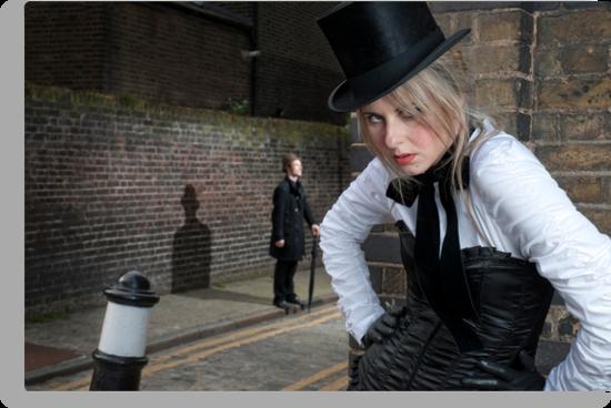 Jane the Ripper by Nando MacHado