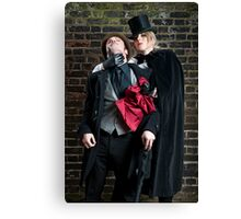Jane the Ripper II Canvas Print