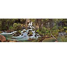Tarawera Falls Photographic Print