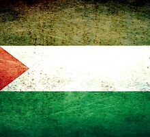Palestine - Vintage by Sol Noir Studios