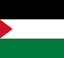 Palestine - Standard by Sol Noir Studios