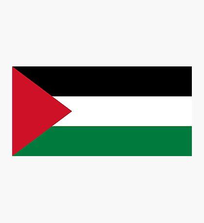 Palestine - Standard Photographic Print
