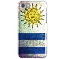 Uruguay - Vintage iPhone Case/Skin