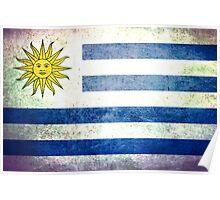 Uruguay - Vintage Poster