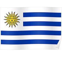 Uruguay - Standard Poster