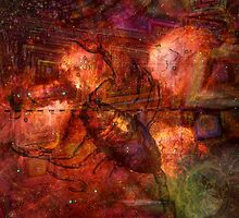 When The Stars Are Right - The Cat's Paw Nebula in Scorpius by Richard Maier