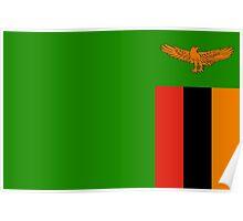 Zambia - Standard Poster