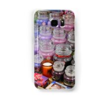Aromatherapy Unchained - Yankee Candles Shop Display Samsung Galaxy Case/Skin