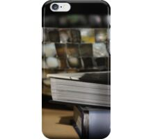 Table Tableau iPhone Case/Skin